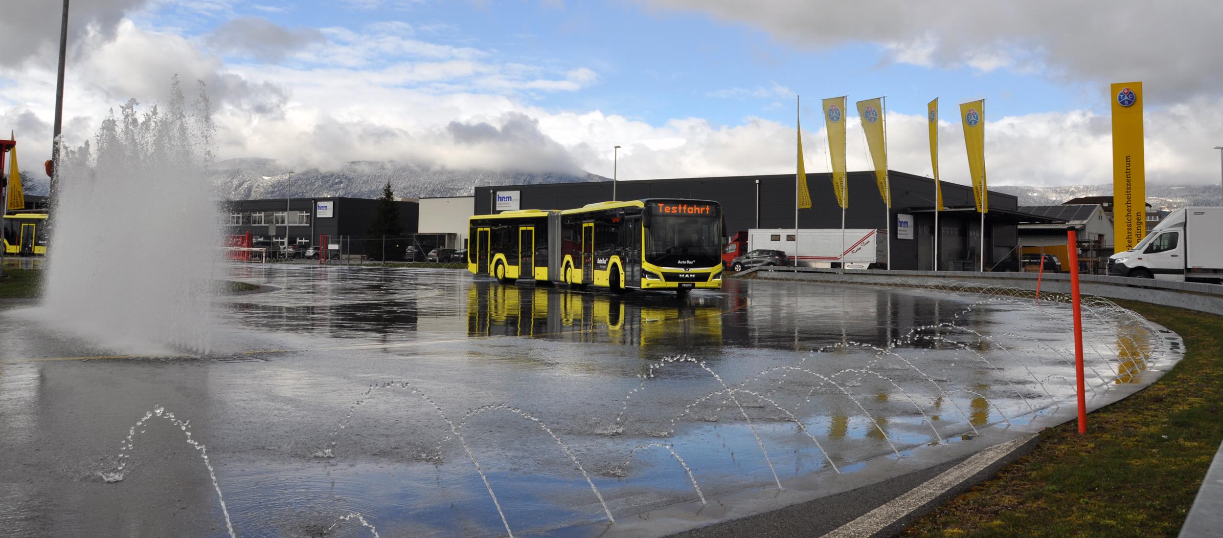 Action für neue MAN-Busse… und neue MAN-Fahrer